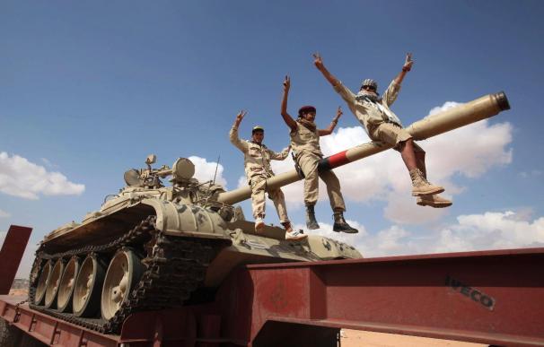 Un grupo de gadafistas anuncia que controla la ciudad de Beni Walid