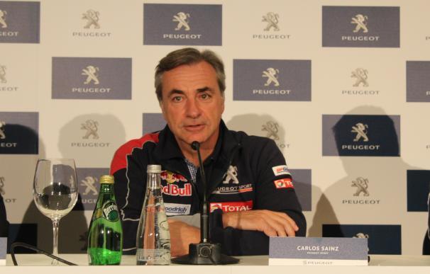 """Sainz: """"Estoy impaciente y con ganas de que comience el Dakar"""""""