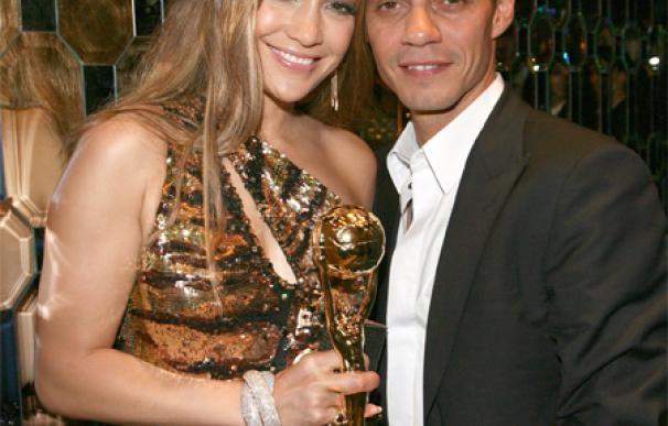 Jennifer Lopez disfruta trabajando con Marc Anthony