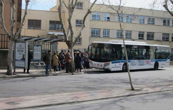 Crece un 5,1 por ciento los usuarios de autobuses urbanos de Salamanca con 6,53 millones de viajeros hasta junio