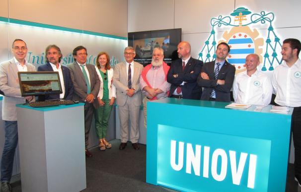 La Universidad de Oviedo espera reabrir en dos meses su Museo de Geología tras su ampliación