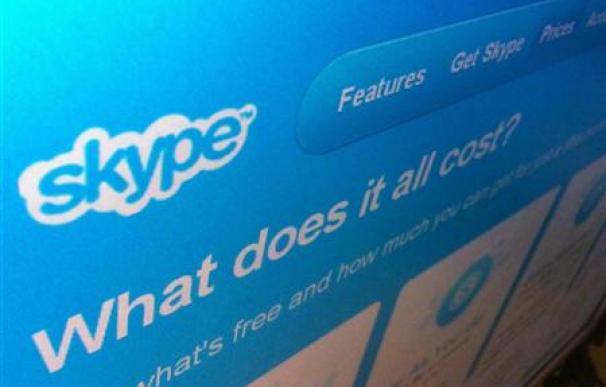 Skype introduce la videollamada para teléfonos con Android