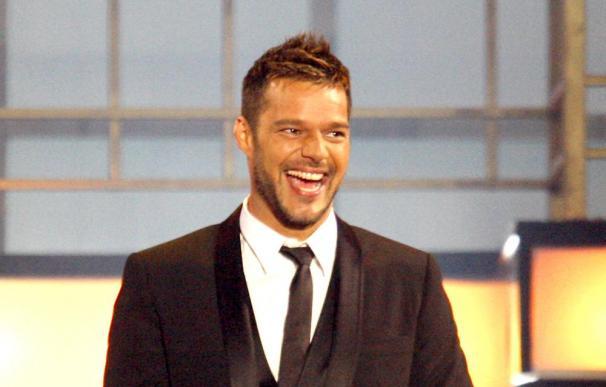 Ricky Martin, orgulloso de ser un ejemplo para los jóvenes homosexuales