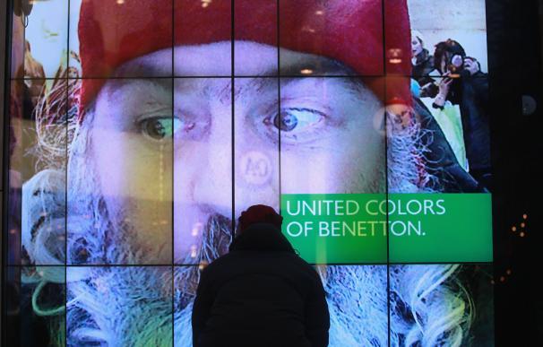 Imagen de una tienda de Benetton