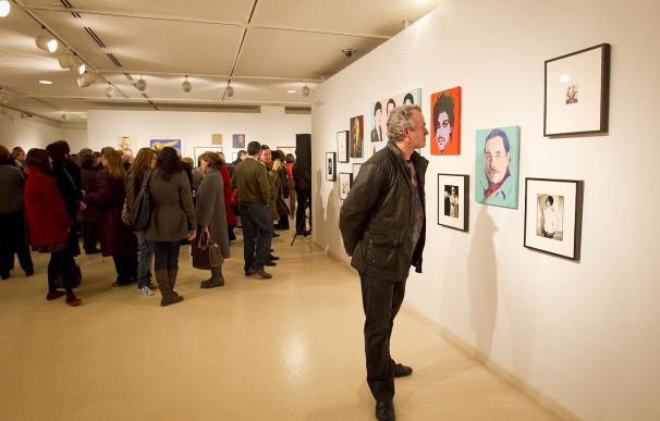 La exposición de Warhol en Zaragoza recibe 6.000 visitas durante el fin de semana
