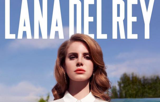 La cantante Lana del Rey
