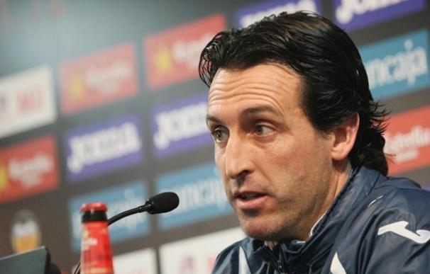 """Emery: """"Queremos ganar y hacer un buen resultado"""""""
