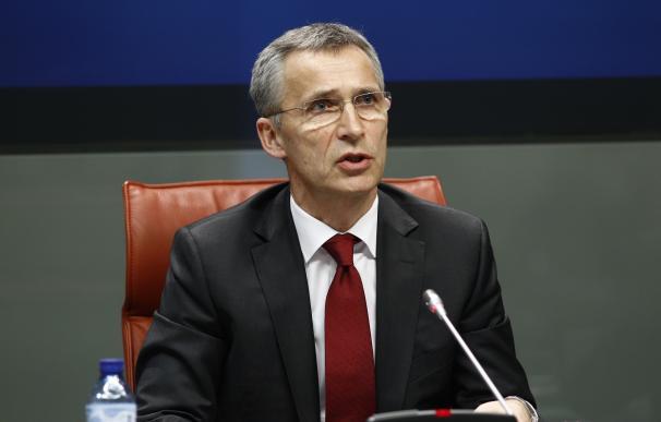 """La OTAN está lista para enviar soldados a Turquía """"en caso necesario"""" y pide a Rusia que deje de apoyar a Assad"""