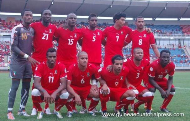 "Guinea Ecuatorial, la otra ""Roja"", asombra en la Copa África"