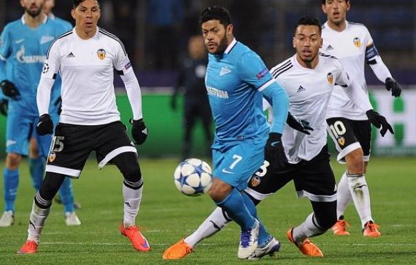 Zenit 2-0 Valencia: la debilidad defensiva congela a los chés en Rusia / Getty Images.