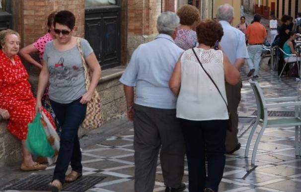 La pensión media de jubilación se situó en noviembre en Cantabria en 1.087,5 euros, un 0,18% más