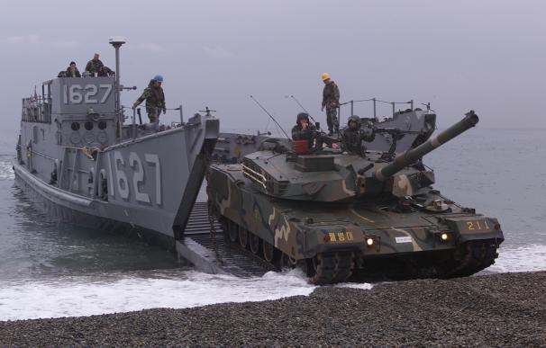 """Corea del Norte dice que las maniobras militares de Corea del Sur son """"la más perversa provocación militar"""""""