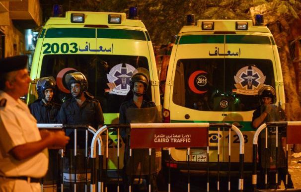 Al menos tres muertos en un atentado en un hotel en Egipto