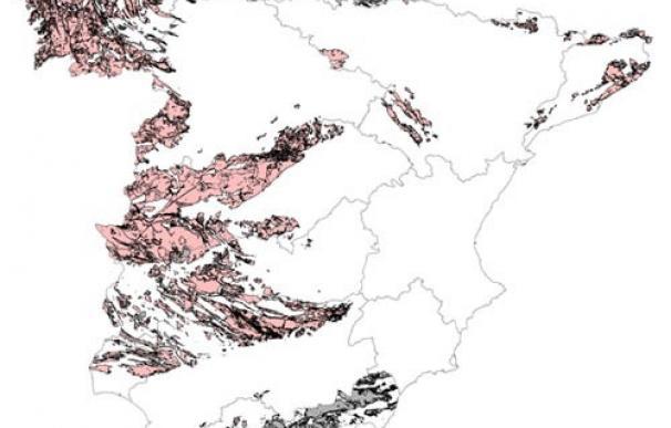 La parte noroccidental andaluza, entre las zonas de España más expuestas al radón, relacionado con más riesgo de cáncer