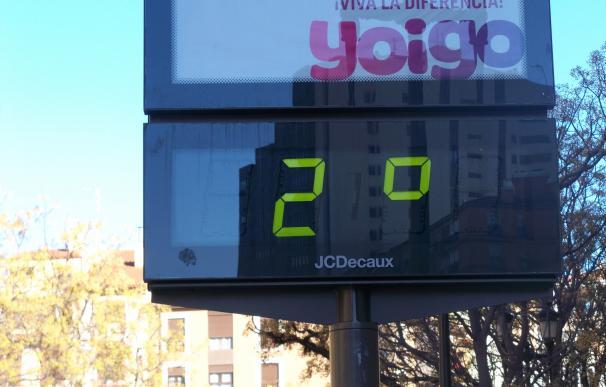 Protección Civil avisa de la llegada brusca del tiempo invernal durante el fin de semana