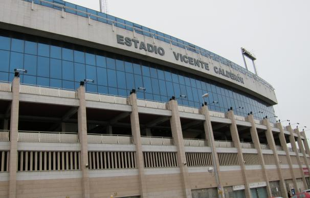 El dispositivo de seguridad del partido Atlético-Galatasaray se incrementará un 30% con más de un millar de efectivos
