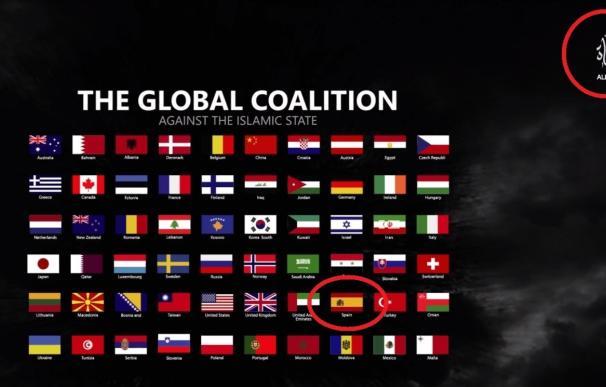 Estado Islámico emite un nuevo video en el que amenaza a la coalición internacional