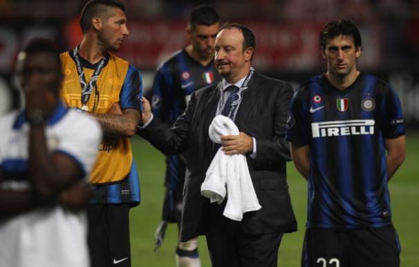 Materazzi criticó a Rafa Benítez tras la debacle del Clásico. / Getty Images