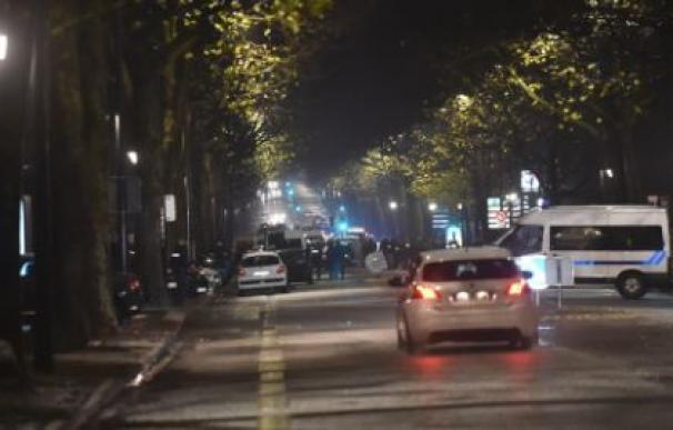 Operación policial en Roubaix/ Voix du Nord