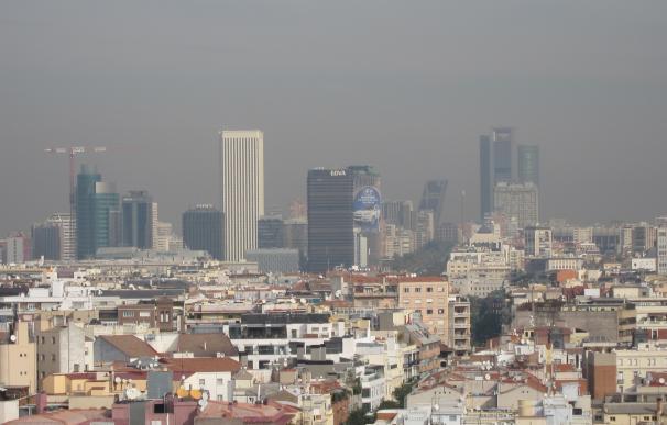 Madrid en alerta máxima por los índices de contaminación