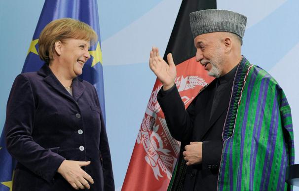 Alemania apoya la salida de tropas en 2014 pero prolongará su compromiso con Kabul
