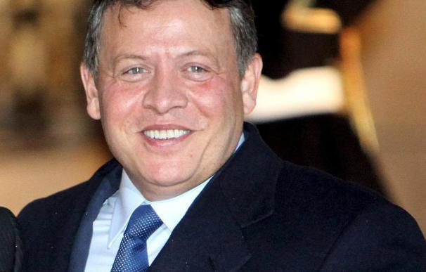 El rey de Jordania llega hoy a Madrid para una breve visita de trabajo