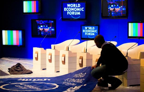Se abre el 40 Foro de Davos que apunta a un fuerte pulso entre Gobiernos y finanzas