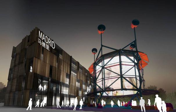 Madrid, una de las ciudades con las obras más avanzadas para la Expo 2010