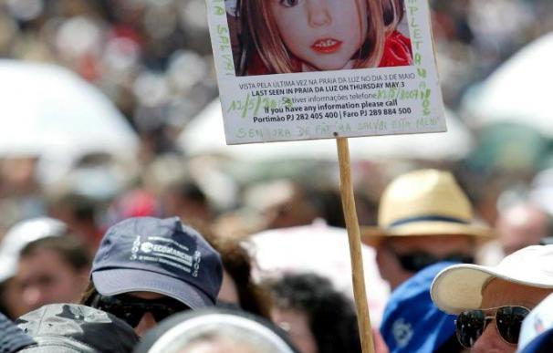 Compone un poema para Madeleine McCann, a los 1.000 días de su desaparición