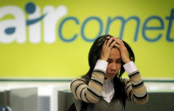 La Fiscalía pide emprender acciones en la Audiencia Nacional contra Air Comet por estafa