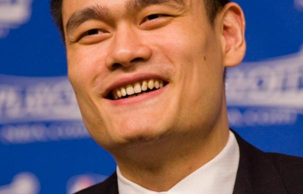 Yao Ming se autodescarta para el Mundial del próximo verano