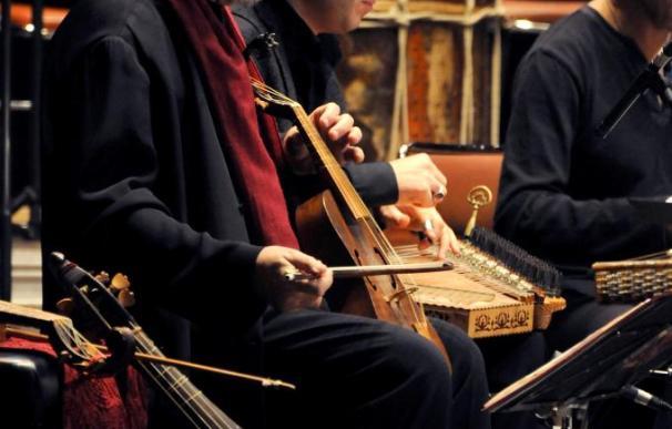 Jordi Savall apuesta por la música para lograr la paz mundial