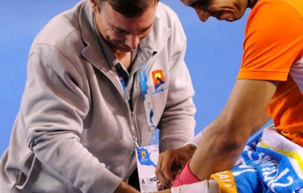 Andy Murray vence al campeón Nadal, que se retira por lesión