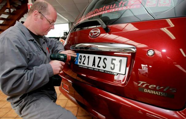 Las matriculaciones de vehículos industriales en Europa cayeron un 32,4% en 2009