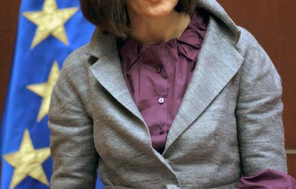 González-Sinde se marca como reto en la UE armonizar los derechos de creadores y ciudadanos