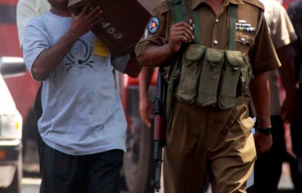 Abren los colegios para las elecciones a la Presidencia de Sri Lanka