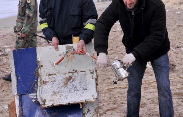 Continúa la búsqueda de supervivientes del avión etíope que cayó en el Mediterráneo