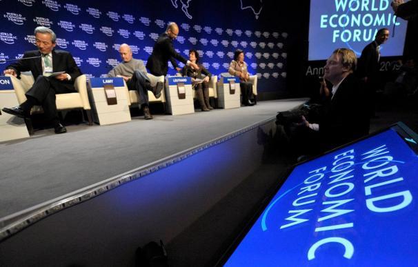 Hoy se celebra el Foro Económico de Davos con el lema 'Mejorar el estado del mundo: repensar, rediseñar, reconstruir'.