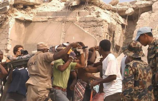 Un terremoto de 7 grados deja sumido en la desolación a Haití