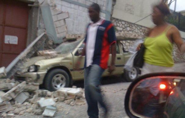 Dos chilenas están desaparecidas en Haití tras terremoto