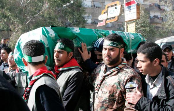 Hamás acusa a EEUU de tratar de excluir a los refugiados de futuras conversaciones de paz