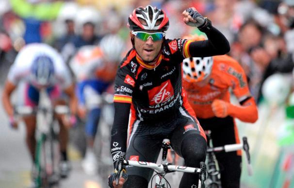 Valverde, el todoterreno del ciclismo español