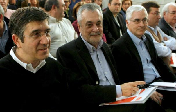 Barreda insistirá ante el Comité Federal del PSOE en su oposición al ATC
