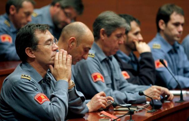 """Los Bomberos de la Generalitat advierten de que están """"tocados"""" ante la nueva campaña forestal"""