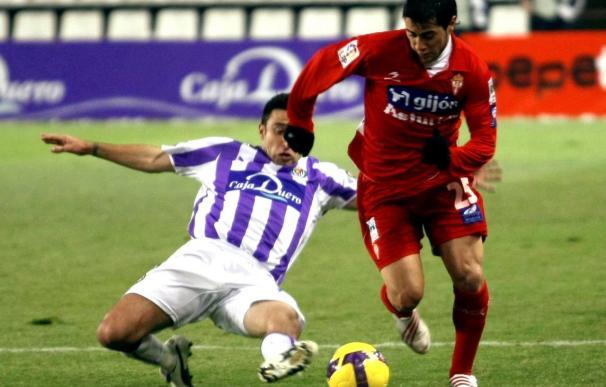 El Valladolid precisa ganar para ir cuadrando sus cuentas con la permanencia