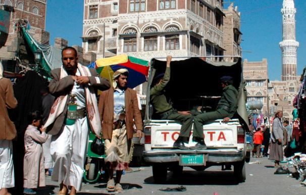 Detenido en Yemen un presunto terrorista con un cinturón de explosivos