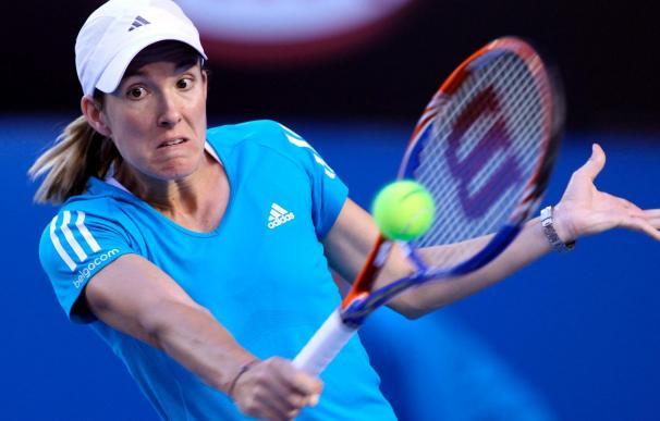 Serena Williams vence a Henin y gana el Abierto de Australia por quinta vez