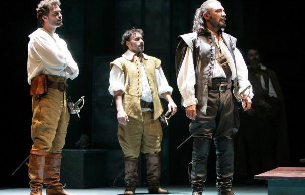 """El Teatro Principal abre el año con """"De cuando acá nos vino"""", una comedia de capa y espada"""