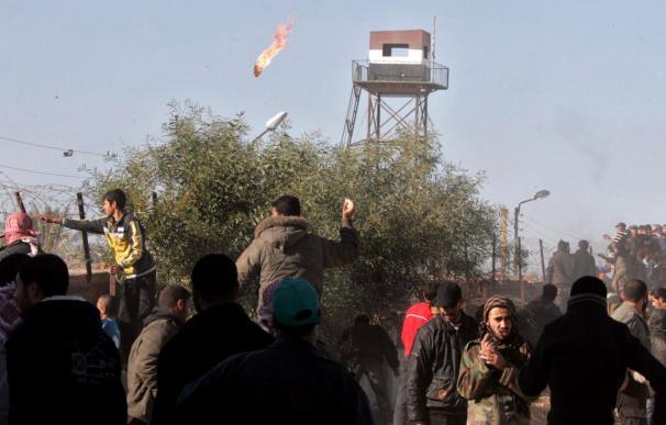 Israel advierte a la población de Gaza que no se acerque a la frontera