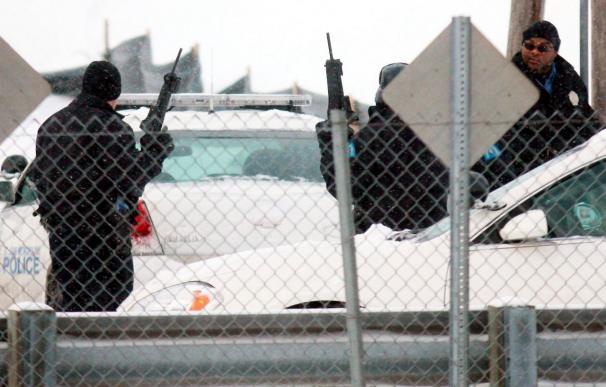 Tres muertos y cinco heridos en un tiroteo en una compañía eléctrica en EE.UU.